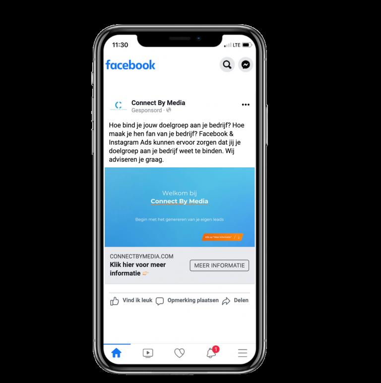 Facebook Ad Iphone